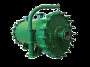 Spiral Heat Exchanger Type 3 - 1