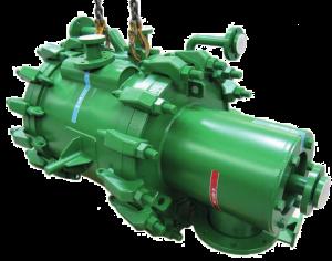 Spiral Heat Exchanger Type 3 - 3