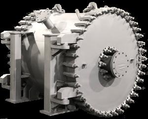 nexson spiral plate heat exchanger