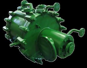 nexson spiral heat exchanger type 3