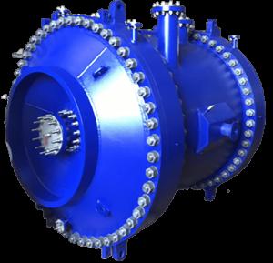 nexson spiral heat exchanger high pressure