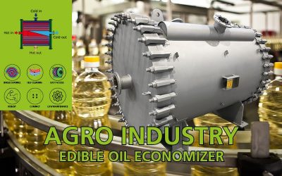 Edible oil economizers for agro industry